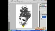 Photoshop От снимка към Арт фотография