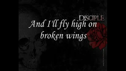 Disciple - Dive With Lyrics
