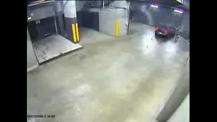 Глупав Начин За Искарване На Кола