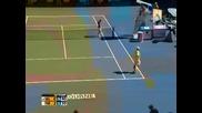 Australian Open 2009 : Ден 6   Дневна сесия