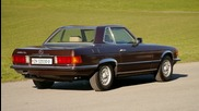 mercedes benz 280 sl r107 roadster brown 1982 1