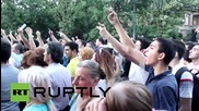 Armenia: Thousands protest in continued Yerevan unrest