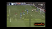 11.01 Манчестър Юнайтед - Челси 3:0 Неманя Видич гол