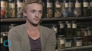 Harry Potter Star Tom Felton Defends Superfans, Says It's Totally Cool to Like a ''Fictitious Wizard''