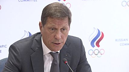 Russia: Olympic Committee to find out if Russian team goes to Rio this week