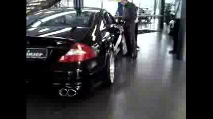 Mercedes Cls - Class Lorinser