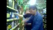Psihi4no Bolni - В Супермаркета