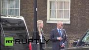 UK: Cameron meets Netanyahu as petition calls for Israeli PM's arrest