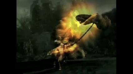 God of War 2 - Teaser du jeu - Ps2.mov