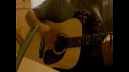 Ramones - Blitzkrieg Bop Acoustic Guitar