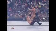 W W E Wrestlemania 22 Карлито и Крис Майстора с/у Кейн и Грамадата