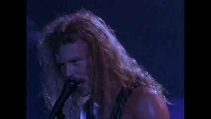 Metallica - The Four Horsemen live Seattle 1989