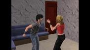 Sims 2 - Avril Lavigne - Don`t Tell Me