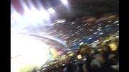 Страхотна атмосфера на стадион