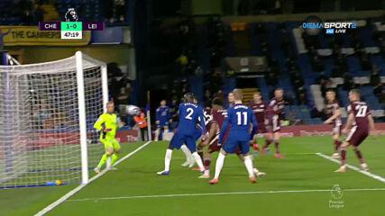 Антонио Рюдигер даде аванс на Челси срещу Лестър