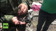 Ukraine: Village shelled as Minsk Agreement violations continue