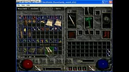 Diablo Editor