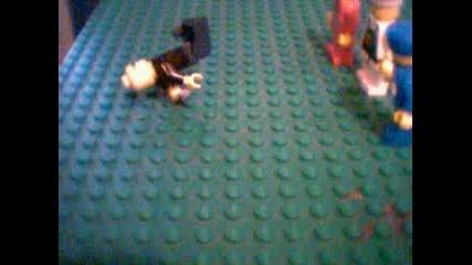 Breakdance - Lego Style