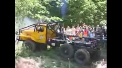 Extrem Truck Trial 2007 Mohelnice Part Ii