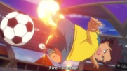 Inazuma Eleven Ares no Tenbin episode 1 Високо Качество