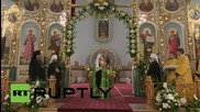 Belarus: Patriarch Kirill leads 'Brest Fortress Defence' commemoration ceremony