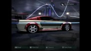 The Mustang From Nfs Mw
