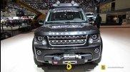 """"""" Алпинистът """" 2014 Land Rover Discovery Xxv"""
