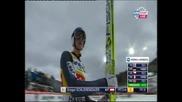 Шлиренцауер подобри рекорда на Никанен от победи за Световната купа по ски - скок