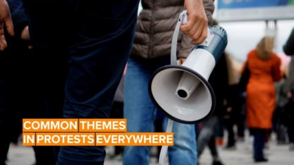 Protests: The common concepts that drive them