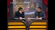 Шоуто на Иван и Андрей за убийството на Боби Цанков 05.01.2010 (цялото предаване)