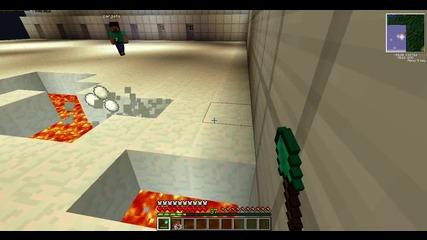 1 epizod ot minecraft snow arena