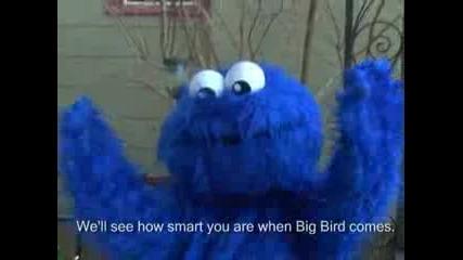 Cookie Monster Rap - 99 Problems
