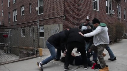Никога не прави Harlem Shake в Harlem