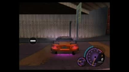 Nfs u2 - Out Of The Race