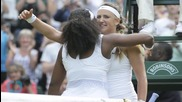 Wimbledon 2015: Serena Williams Too Strong for Victoria Azarenka