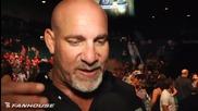 Леденият Стив Остин, Голдбърг, Джим Рос и Пол Хеймън говорят за победата на Брок Леснар на Ufc 116