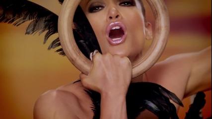 Jennifer Lopez ft. Pitbull - Live It Up ( Официално видео )