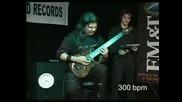 Най Бърз Китарист - Световен Рекорд 2008