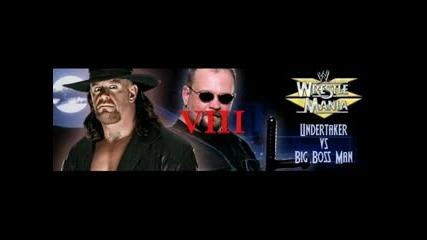 Undertaker - The Deadman