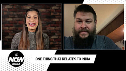 Kevin Owens Reveals His Indian Connection: WWE Now India