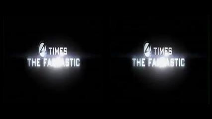 Фантастичната четворка (2005) Трейлър