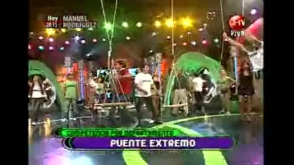 07.04.2010 Reality Show In Chile Yingo с участието на Evailo
