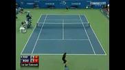 Federer Vs.roddick Us Open 2007 Highlights