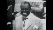 Louis Armstrong - What A Wonderful World (+ Превод) High - Quality