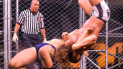 Matt Riddle vs. Timothy Thatcher – Fight Pit with Kurt Angle as special guest referee: WWE NXT, May 27, 2020