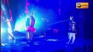 Криско feat Мария Илиева - Видимо Доволни - Годишни Музикални Награди Бг Радио 2014