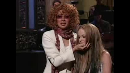 Lindsay Lohan On Saturday Night Live