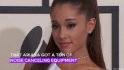Ariana Grande gets married in secret at Montecito home