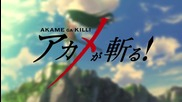 Akame Ga Kill! episode 4 (бг събс)