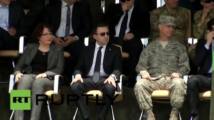 Georgia: US-led 'Noble Partner' military drills underway just outside Tbilisi